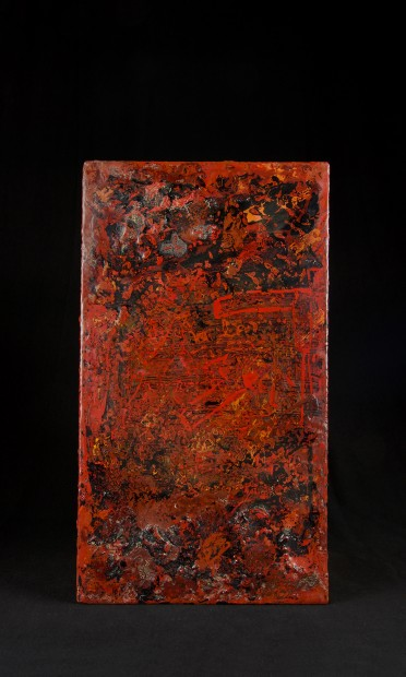 LACQUER WORKER BOARD RA05