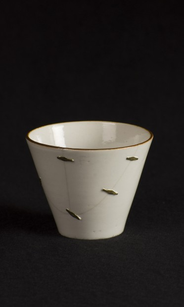 STAPLE REPAIRED CUP