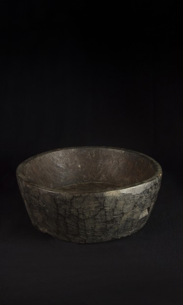 MINGEI WOOD BOWL