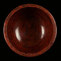 LACQUER WORKER BOWL QA22