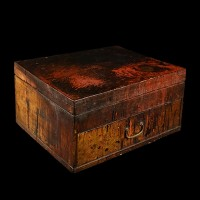 LACQUER WORKER BOX QL23
