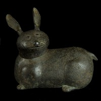 RABBIT INCENSE BURNER