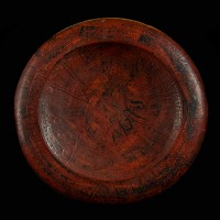 RB39 LACQUER WORKER BOWL